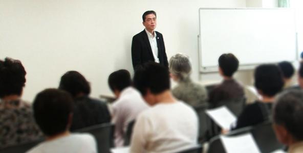 介護家族健康教室・講演会ご参加ありがとうございました
