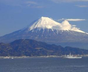 160113  富士山