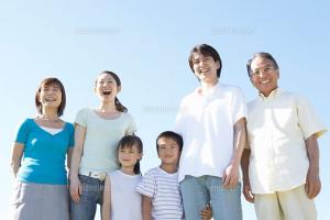 3世代家族 1